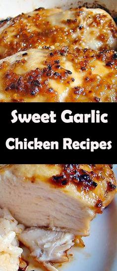 Sweet Garlic Chicken Recipes