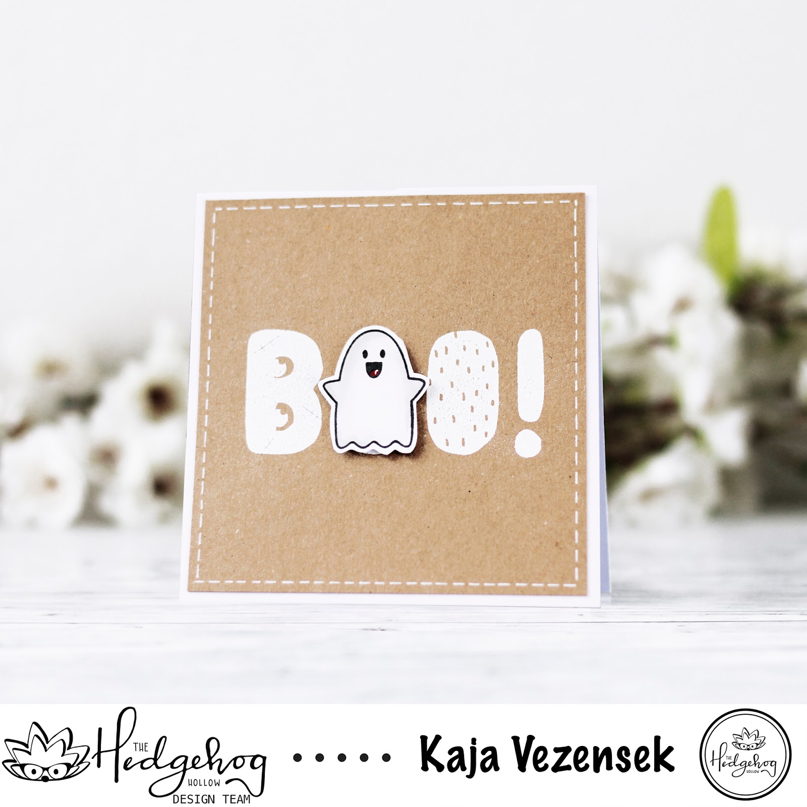 Boo! | Hedgehog hollow