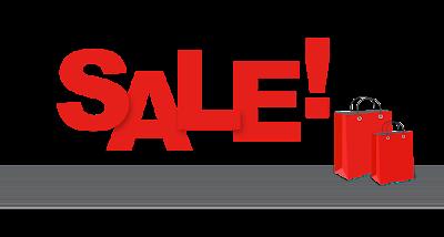 Ilustrasi promosi end year sale. Foto : Pixabay.