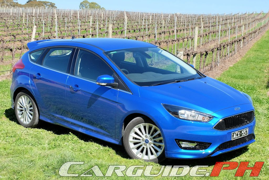 First Drive 2016 Ford Focus 1 5 Ecoboost