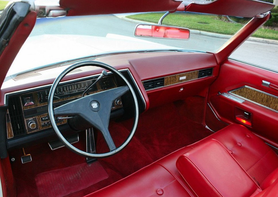 MUSCLE CAR COLLECTION : Luxury Muscle Car 1970 Cadillac