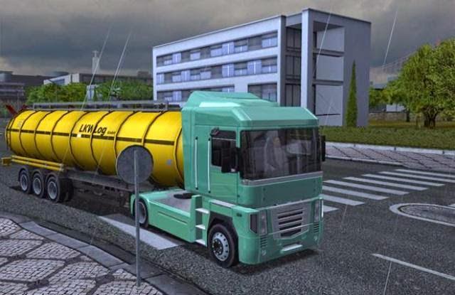 Euro Truck Simulator 1 Free Download PC Games