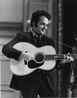 Merle Haggard 1971, photo courtesy Country Music Association
