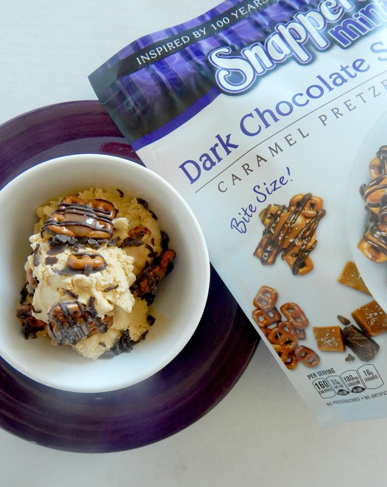 Ally's Sweet and Savory Eats: Snappers Dark Chocolate Sea Salt ...