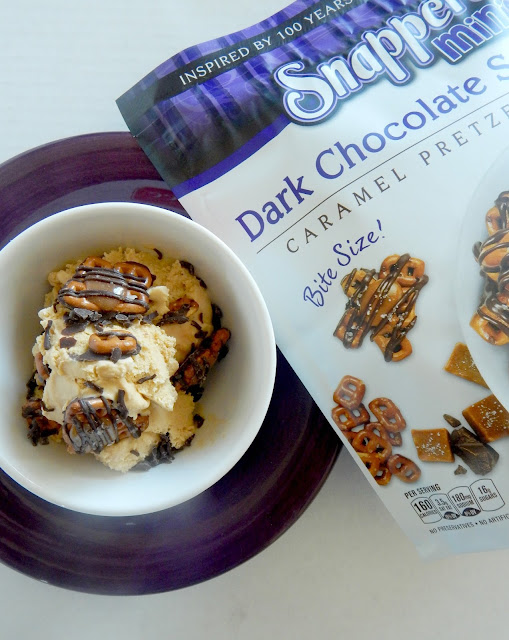 Snappers Dark Chocolate Sea Salt Minis + Giveaway (sweetandsavoryfood.com)