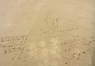sand advertising