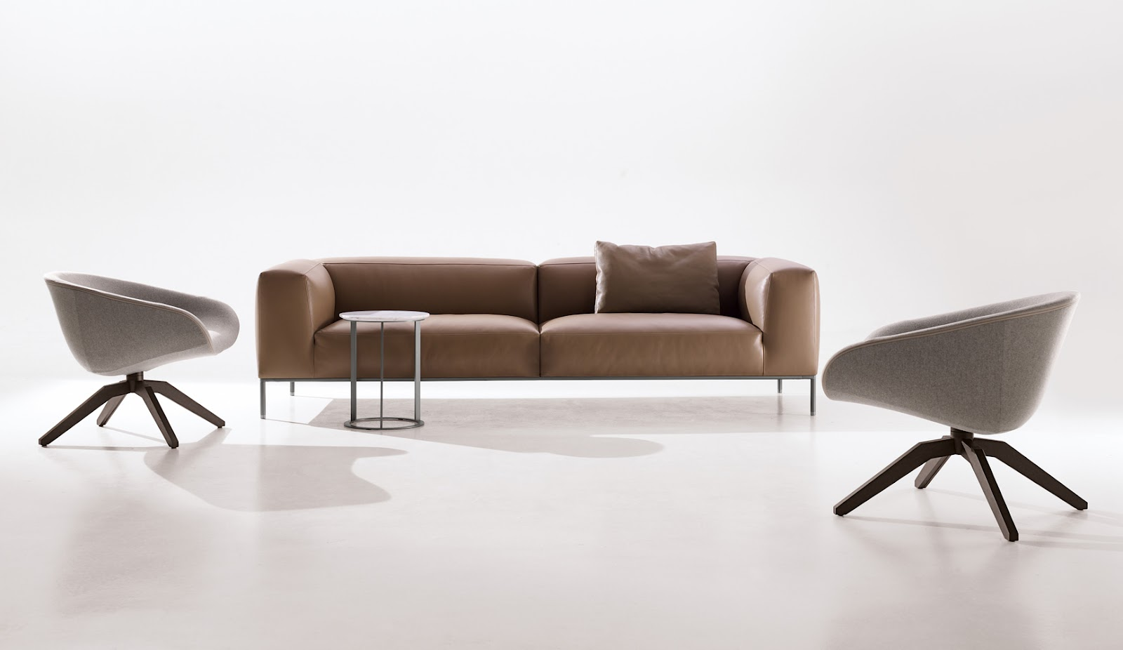 Frank sofa by b b italia designer furniture fitted for B and b italia