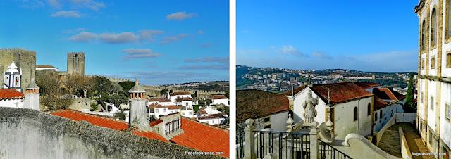 Portugal: Óbidos e Coimbra