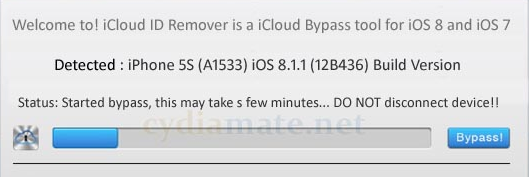 iCloud Remover Software
