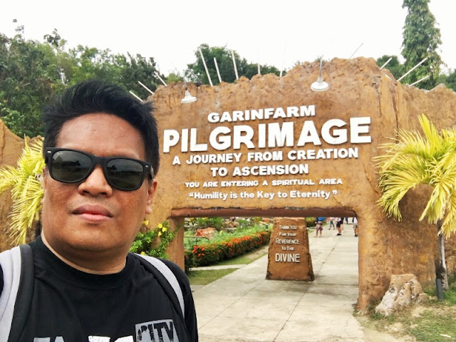 Garinfarm Pilgrimage Site San Joaquin Iloilo. If you are looking for a pilgrimage site at any day of the week or at any day of the year or during Holy Week for devout Catholics, Garinfarm Pilgrimage is the perfect place for you
