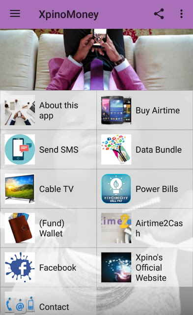 Click to download XpinoMedia App, XpinoMoney, Apps, Tech tips, Invest, Business, Nigeria, Xpino Media, Advertise, Publicity, Easy Ways to Make Money with XpinoMoney App, Precious Ikpoza, Cheapest data, share mtn data, vtu, convert airtime to cash, mtn, airtel, glo, 9mobile, spectranet, smile, gotv, dstv
