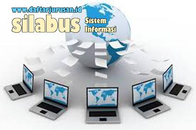 Daftar Silabus / Mata Kuliah Yang Dipelajari Pada Sistem Informasi