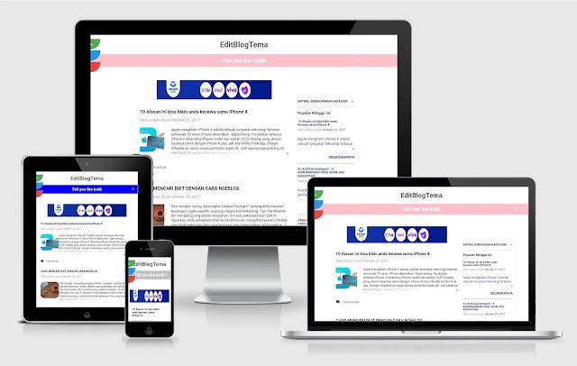 responsive, user friendly, mudah dipergunakan