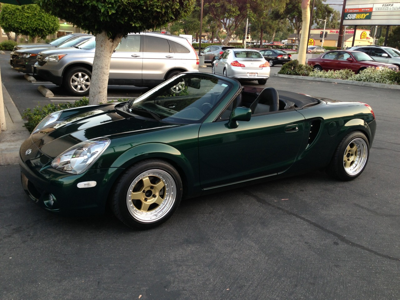 Mr Bodykit Com News Of New Car Release And Reviews 2000 Celica Fuse Diagram Toyota Mr2 Roadster Spyder W30 Zzw30