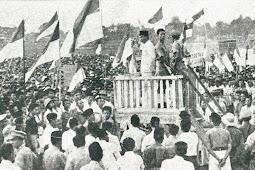 Rapat Raksasa di Lapangan IKADA, bukti Rakyat Indonesia Cinta Kemerdekaan