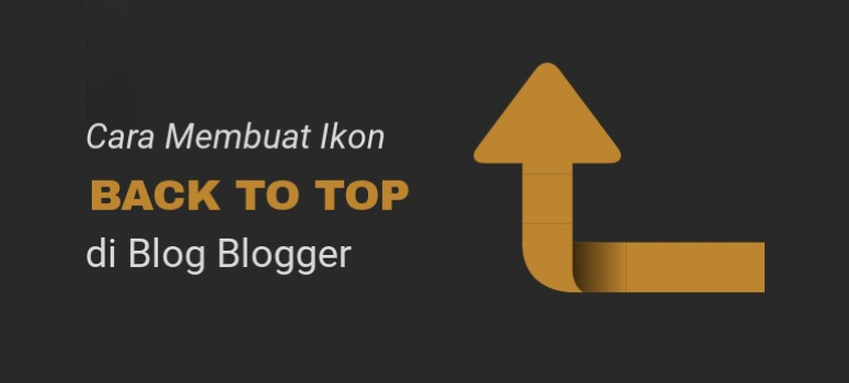 20 Style Button Back To Top  Untuk Blogger