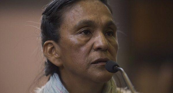 Confirman la condena de la dirigente social Milagro Salas