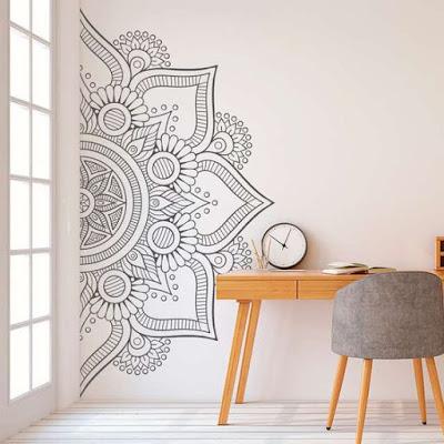 Dibujos de Mandalas - Una forma Peculiar de Dibujar