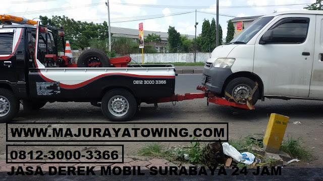 jasa derek mobil surabaya-malang