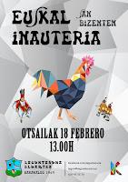 Cartel del carnaval de Laguntasuna