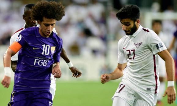 مباراة الجيش القطري والعين الإماراتي Screenshot+%281%