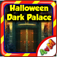 AVMGames Halloween Dark Palace Escape