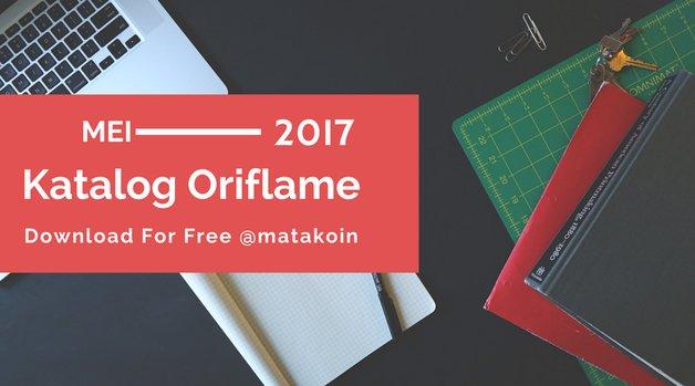 katalog-promo-oriflame-mei-2017