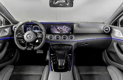 2019 Mercedes Benz AMG GT 4-door Coupe Review, Specs, Price