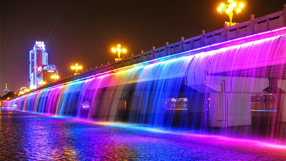 Image result for banpo rainbow bridge