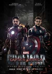 Captain America C War 2016 Hindi Dual Audio Movie Download 400MB
