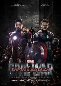Download Dual Audio Captain America Civil War 2016 700MB HDCAM