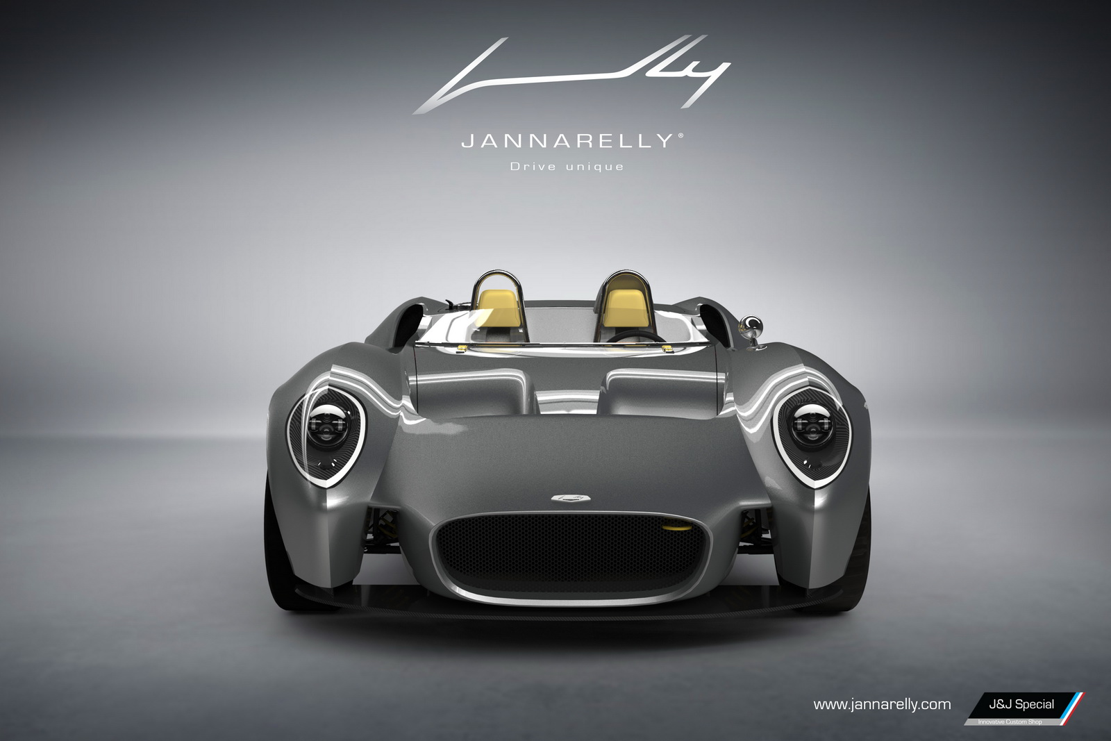 Most Affordable Sports Cars >> Does The Jannarelly Design-1 Roadster Look Even Better With A Roof?