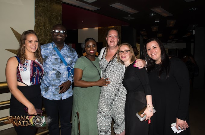Photos: Stonebwoy, Shatta Wale, Eugy, others thrills Thousands at maiden Ghana Meets Naija -UK concert