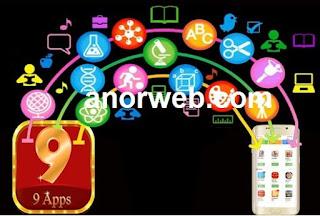 متجر العراقي 9apps لتحميل التطبيقات واللالعاب المهكرة
