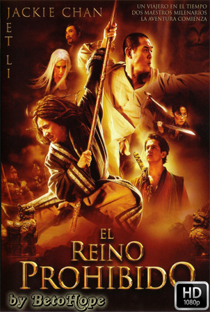 El Reino Prohibido [2008] [Latino-Ingles] HD 1080P  [Google Drive] GloboTV
