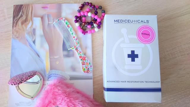 Mediceuticals Normal - terapia na wypadanie włosów dla kobiet
