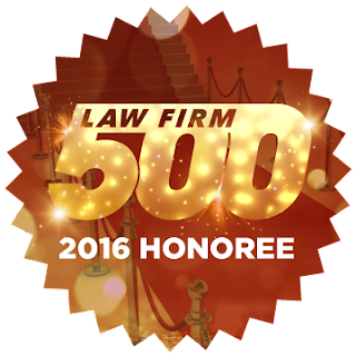 Law Firm 500 Honoree