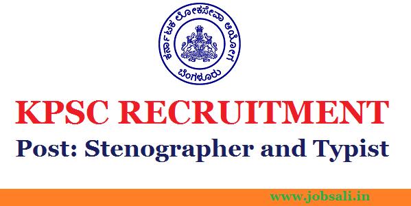 KPSC Notification, KPSC exam, Govt Jobs in Karnataka