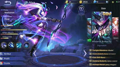 Here's Got a FREE Legend SKIN! in Mobile Legends Easily Without Cost