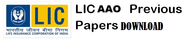 Lic Aao Previous Papers Pdf In Hindi