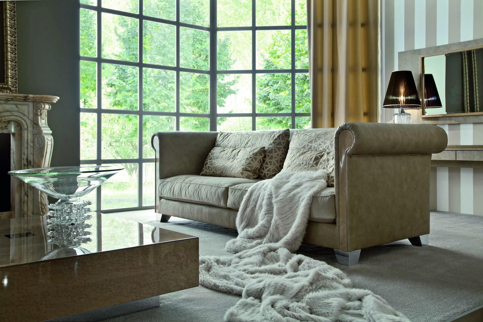 Home house & components rooms living room maximize your space and master your aesthetic with our living room designs, furniture and accessories. Modern Furniture: 2013 Modern Living Room Sofas Furniture ...