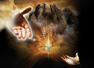 O PAI TE CONDUZ AO ENCONTRO COM O CORDEIRO - Gênesis 22:3-8