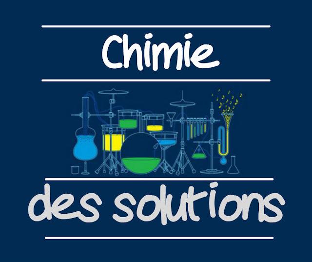 TD, TP et Examens Corrigés de Chimie en Solution