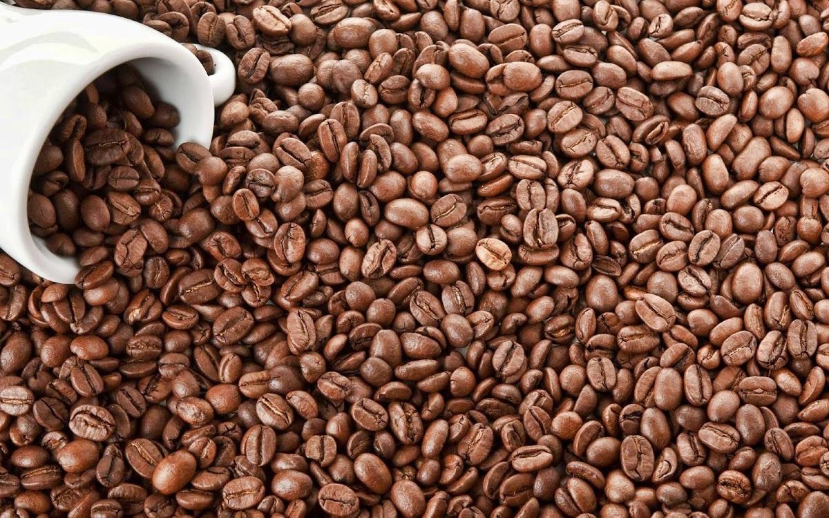 Coffee Beans Widescreen HD Wallpaper 8