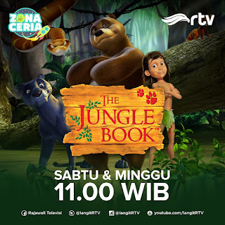 The Jungle Book RTV Bahasa Indonesia
