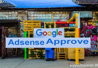 google adsense approve kaise karte hai