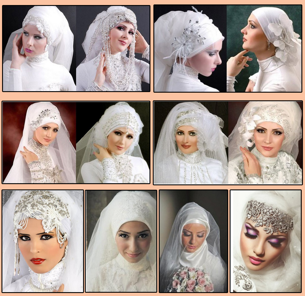 Hi Everyone Welcome To Contessa Bridal Hijab Styles