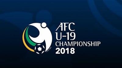 Jadwal, Hasil dan Klasemen Kualifikasi Piala AsiaU-19 2018 Terlengkap