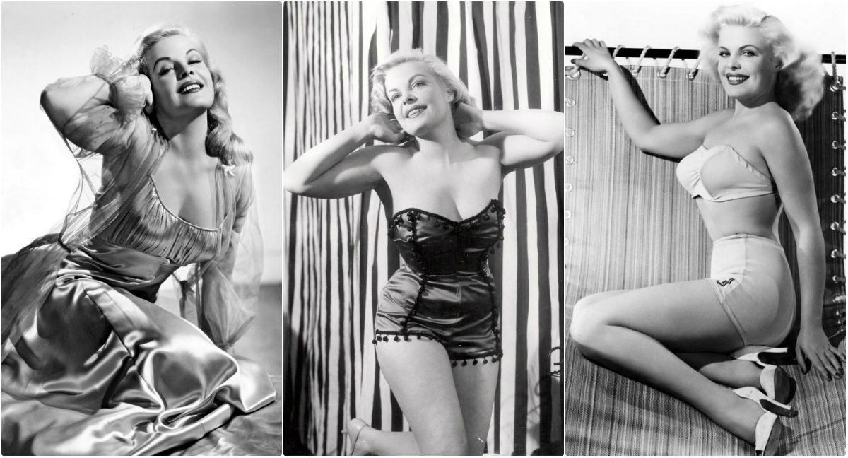 The Queen of the B-Movie Bad Girls: 50 Glamorous Photos of Cleo Moore in the 1950s