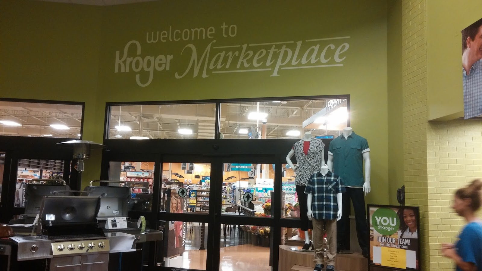 Kroger Marketplace, Mansfield, OH
